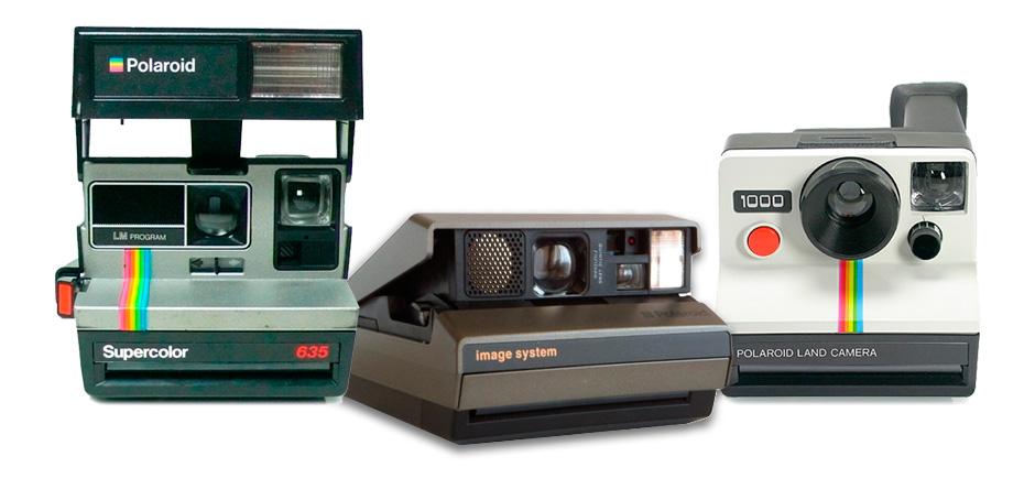 cámaras polaroid en valencia